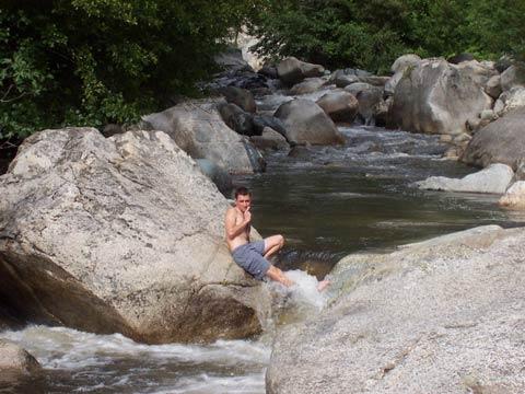 Les piscines naturelles de zoza le sud de la corse nos for De melo piscine
